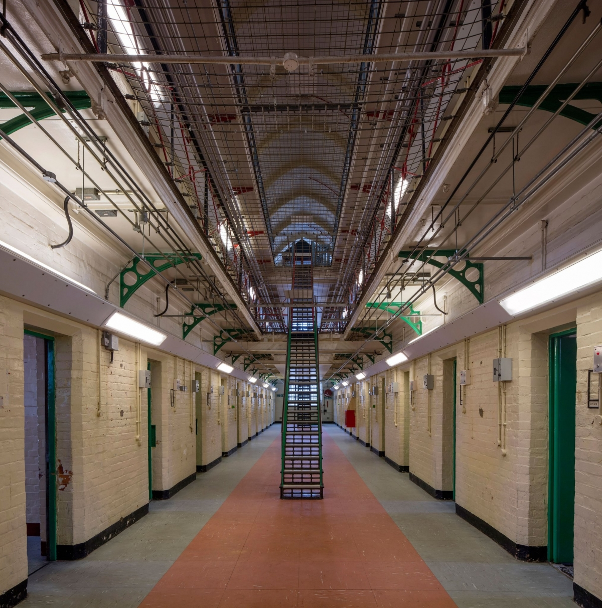 Inside - Artists and Writers in Reading Prison, Featuring Patti Smith, Nan Goldin and Maxine Peake