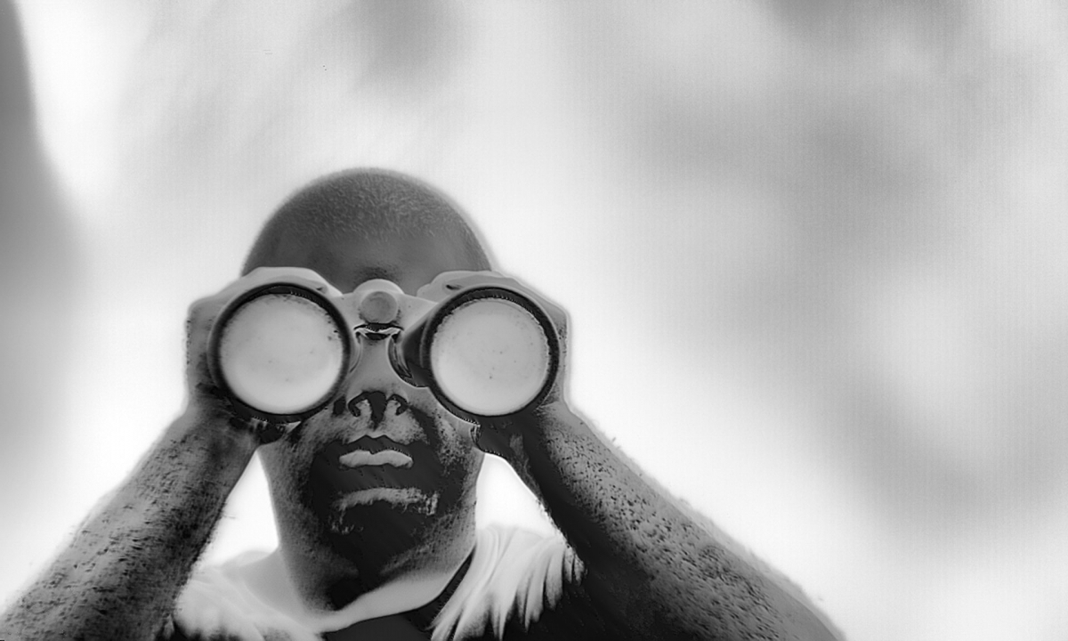Richard Mosse 'Incoming' At The Barbican