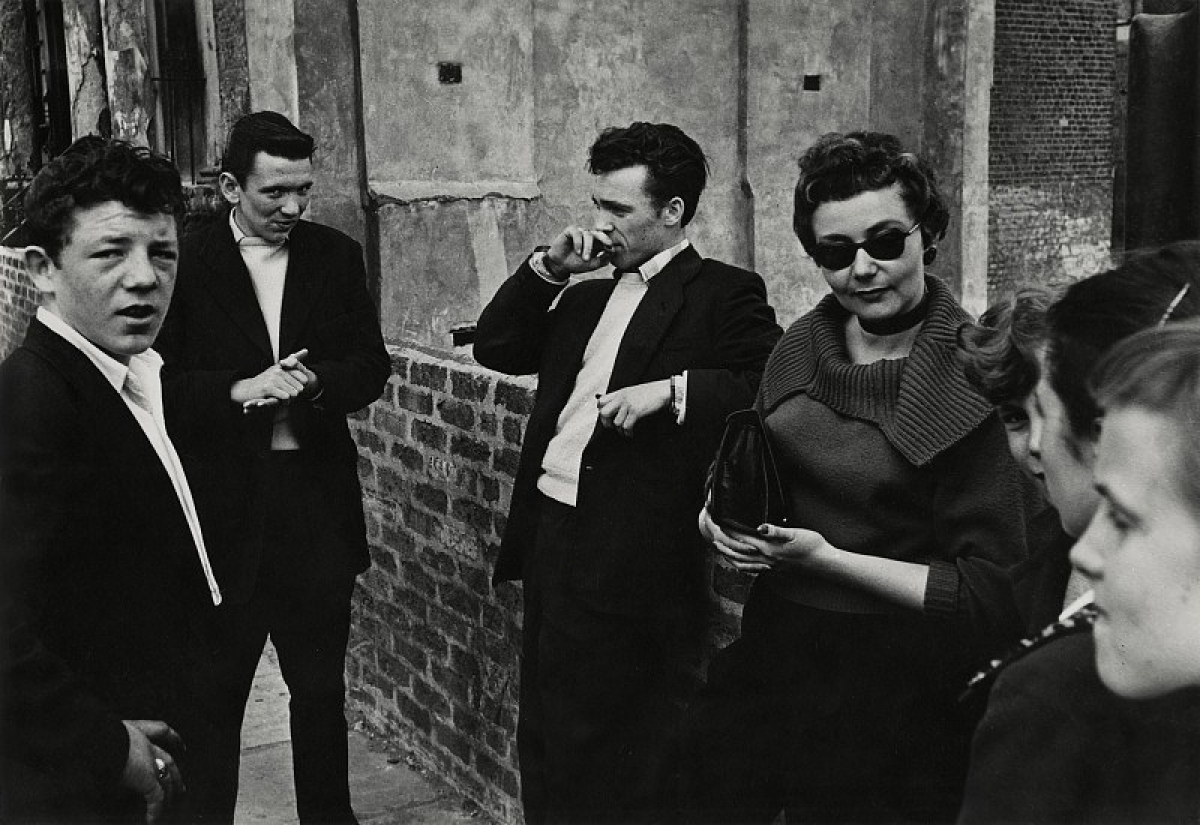 Roger Mayne At The Photographers' Gallery