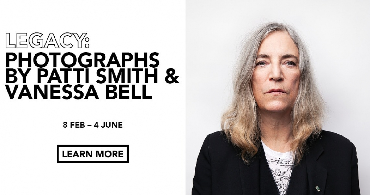 Vanessa Bell & Patti Smith At Dulwich Picture Gallery