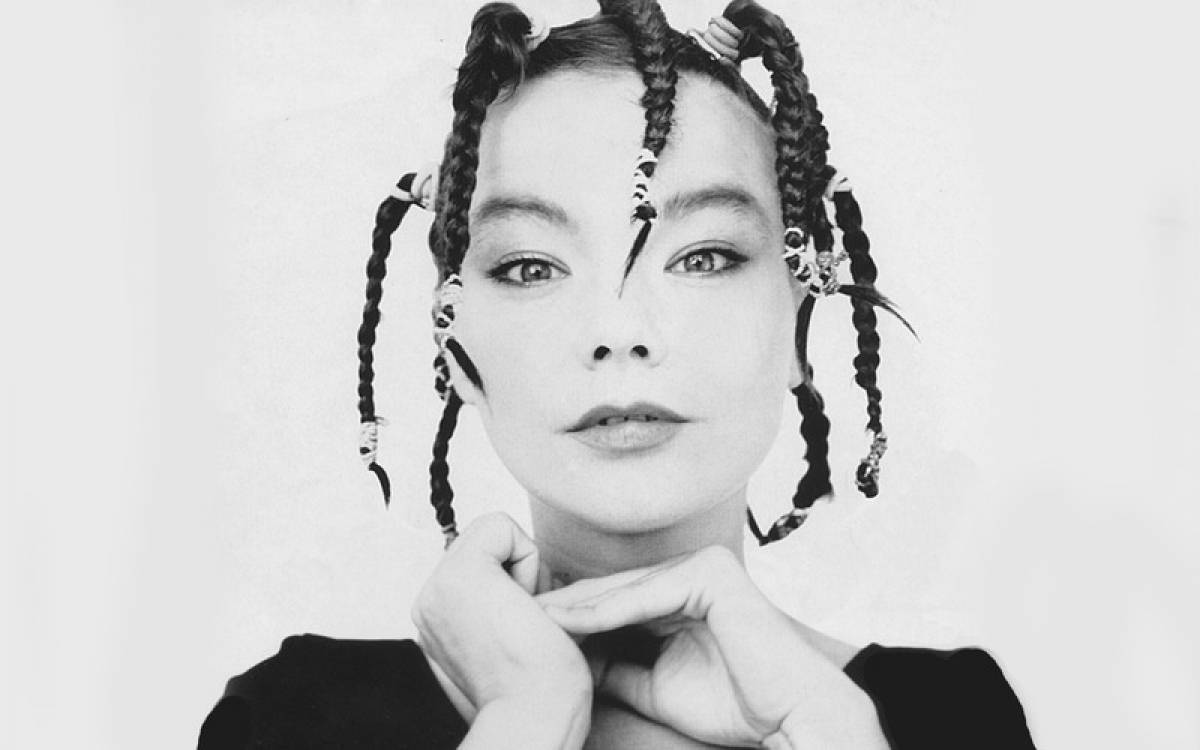 Björk To Release Collection of Sheet Music