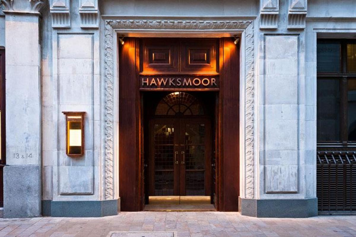 Hawksmoor Monday Wine Club