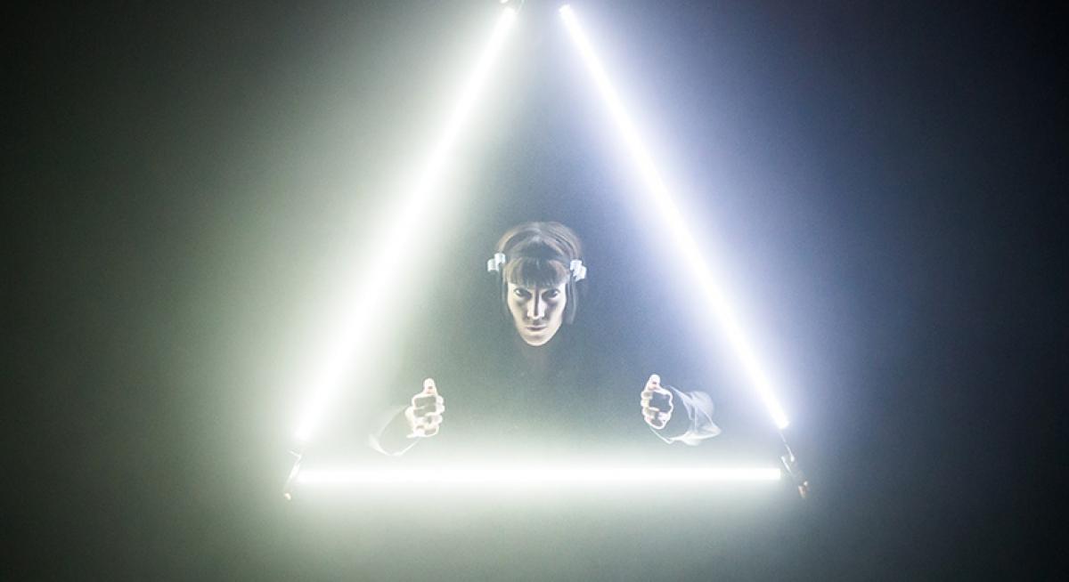 LIGHT at Battersea Arts Centre